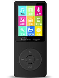 Uniscom MP3 MP3 WMA WAV FLAC APE OGG AAC Batterie Li-ion rechargeable
