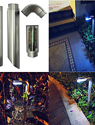 Solar Energy Lamp Outdoor Solar Tent Lights Solar Powered Wireless Waterproof Security Light Night Lights 2*pcs