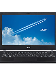 laptop acer tmp236 13,3 polegadas Intel i5 dual core 4 GB de RAM SSD de 128 GB de disco rígido Windows 10 Intel HD
