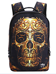 Unisex Sports Casual Outdoor Backpack Polyester