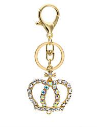 amond crown Keychain hanging bag 0175#