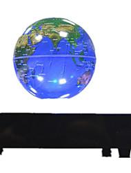 Modelo e Blocos de Construção Esfera Metal Azul Para Meninos