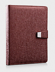 A5 Notebook Leather Diary Book Gift Box