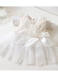Girl's Casual/Daily Print Dress,Rayon Summer Short Sleeve