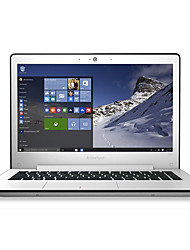 Lenovo 500s laptop IdeaPad 13,3 polegadas Intel i5 dual core 4 GB de RAM 500GB de disco rígido Windows 10