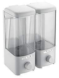 Dispensador de Sabonete Líquido / CromadoABS Classe A /Contemporâneo