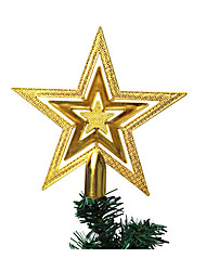 The Christmas Tree Star Pendant