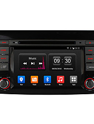 "Ownice 7"" 1024*600 16G ROM Android 4.4 Quad Core Car DVD Player GPS Radio For Fiat Bravo"