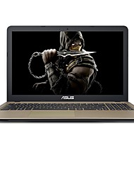 Asus Ordinateur Portable 15.6 pouces Intel i5 AMD Dual Core 4Go RAM 500 GB disque dur Windows 10 AMD R5
