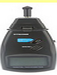 Professional Digital Laser Photo/Contact 2 in 1 Tachometer RPM Tach Gauge (2.5~999.9RPM  &  0.5~999.9RPM)