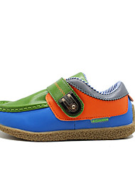 Unisex Sneakers Spring / Fall Comfort PU Casual Flat Heel Slip-on Blue / Green / Royal Blue Others