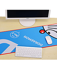 Professional Custom Computer Game Doraemon Gaming Mouse Pad Used for  Deskop And Laptop Computer 30x80x0.2cm