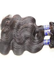 Перуанский Реми волос Пряди натуральных волос Реми Естественные кудри Натуральные волосы Реми