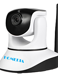Homedia® 720p ptz wifi appareil photo ip 1.0mp full hd sans fil p2p onvif tf carte vision nocturne réseau wifi vue mobile