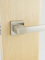 Door Locks without Key Finish for Brushed Nickel  Alloy