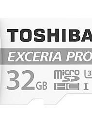 Toshiba 32Go TF carte Micro SD Card carte mémoire UHS-I U3 Class10 EXCERIA PRO