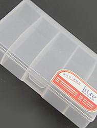 Коробки для рыболовных снастей Коробка для рыболовной снасти Водонепроницаемый 1 Поднос 12*7.7*2.6 Полиуретан