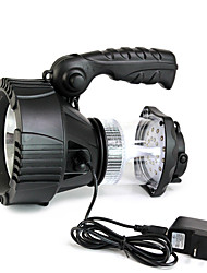 Lights LED Flashlights/Torch LED 300 Lumens 3 Mode Cree XR-E Q5 Lithium Battery Dimmable Emergency High PowerCamping/Hiking/Caving