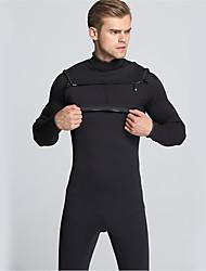 Sports Men's Wetsuits Drysuits Diving Suit Thermal / Warm YKK Zipper Wetsuits Drysuits 2.5 to 2.9 mm Black S M L XL XXL Swimming Diving