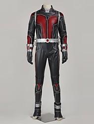Costumes de Cosplay Superhéros Cosplay de Film Noir Couleur Pleine Collant/Combinaison Pantalon Gants Ceinture Plus d'accessoires