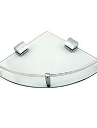 Badezimmer Regal / Zink-LegierungZinklegierung Glas /Modern