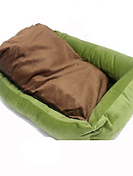 Dog Bed Pet Mats & Pads Portable Green