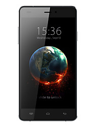 "Koobee A2 5.0 "" Android 6.0 4G Smartphone (Dual SIM Quad Core 13 MP 2GB + 16 GB Black White)"
