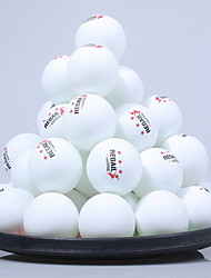 60pcs 3 Stars Table Tennis Ball Others Indoor Practise Leisure Sports