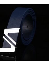 Unisex PU Waist Belt,Work Alloy All Seasons