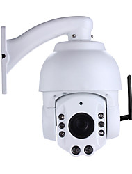 WIFI PTZ IP Camera 20X Optical Zoom 960P 1.3MP Pan/Tilt (Electronic) Outdoor 150M IR