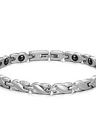 Bracelet Chain Bracelet Others Casual Jewelry Gift Silver,1pc