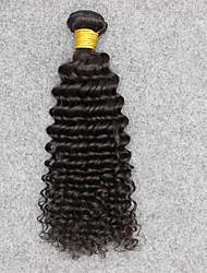 Tissages de cheveux humains Cheveux Vietnamiens Ondulation profonde 12 mois 1 Pièce tissages de cheveux