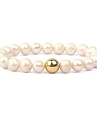 Bracelet Chain Bracelet Pearl Friendship Daily Casual Jewelry Gift Gold Silver Rose Gold,1pc