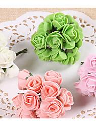 1 Ramo Isopor Flor de Mesa Flores artificiais