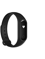 oukitel a16 Band Wristband Sports Bracelet Fitness Smart Wireless Bluetooth 4.0 Healthy Wearable OLED Time Steps Display Heart Rate Monitor Touch Oper