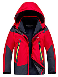 Hiking Tops Women's / Men's / Kid's Waterproof / Thermal / Warm / Windproof / Insulated / Comfortable Spring / Fall/Autumn / Winter