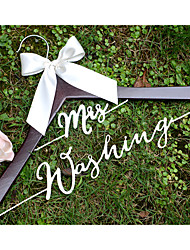 Personalized Wedding Hanger Bride Bridesmaid Wedding Dress Hanger Bridal Shower Gift