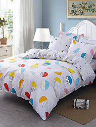 Duvet Cover Set 1pc Duvet Cover 1pc Bed Sheet Set 2  pcs Pillowcase Bedding Set