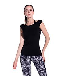 ®Yoga Tops Breathable High Elasticity Sports Wear Yoga Women's