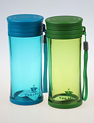 Drink Tea Bottle with Filter Water Bottle Manufacturing 500ml
