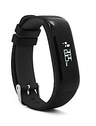 yyp1 bracelet à puce / montre intelligente / activité trackerlong veille / podomètres / moniteur de fréquence cardiaque / réveil / suivi à