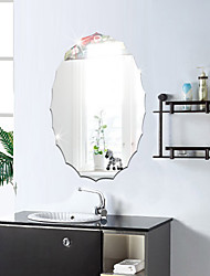DIY Mirror Wall Stickers Home Decoration Wall Decal