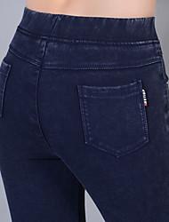 unterzeichnen 2017 schwarze Leggings weiblichen Oberbekleidung der hohen Taille der Hose Füße Bleistift Hosen Hosen Kinder Hosen