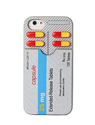 Para Soporte de Coche Antigolpes Funda Cubierta Trasera Funda Dibujo 3D Suave Silicona para AppleiPhone 7 Plus iPhone 7 iPhone 6s Plus/6