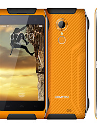 "HOMTOM HT20 4.7 "" Android 6.0 4G Smartphone (Dual SIM Quad Core 13 MP 2GB + 16 GB Orange)"