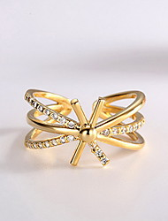 Ring Daily Casual Jewelry Alloy Ring 1pc One Size