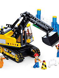 Building Blocks For Gift  Building Blocks Model & Building Toy Aircraft Plastic 14 Years & Up Black Toys