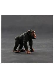 Figurines d'Action & Animaux en Peluche Maquette & Jeu de Construction Jouets Nouveautés Singe Plastique Noir
