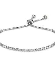 Femme Chaînes & Bracelets Naturel bijoux de fantaisie Argent sterling Goutte Bijoux Pour