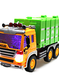 Construction Vehicles Pull Back Vehicles 1:25 Metal Plastic Green